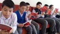 MILLI EĞITIM MÜDÜRLÜĞÜ - 'Okuyorum, Değerlerime Sahip Çıkıyorum' Projesi