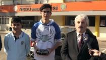 LİSE ÖĞRENCİSİ - Ordulu Gençler 'Akıncı Seyt 4'Le Yarışmada Boy Gösterecek