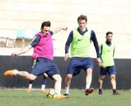 GAZI ÜNIVERSITESI - Osmanlıspor, Konyaspor Maçı Hazırlıklarına Devam Ediyor