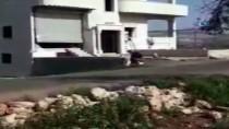 AFRİN - Afrin Halkı Mayınları Ve Bomba Tuzaklarını Temizleyen ÖSO'ya Teşekkür Etti