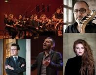 CEMAL REŞIT REY KONSER SALONU - Pera Ensemble 'Alla Turca' Bir Konserle CRR' De