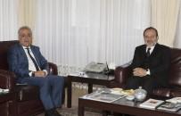 BILIM ADAMLARı - Prof. Dr. Mehmet Görmez Atatürk Üniversitesi Öğrencilerine Konferans Verdi