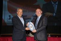 AHMET ŞİMŞİRGİL - Prof. Dr. Şimşirgil, 'Çanakkale'den Afrin'e' Konusunu Anlattı
