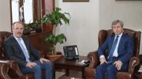 SU ÜRÜNLERİ - Rektör Uzun'dan Vali Çınar'a Ziyaret