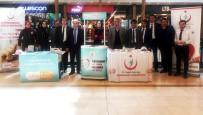 ALıŞVERIŞ - Sağlık Müdürlüğü 'Organ Bağışı Standı' Açtı