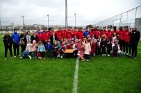BESIM DURMUŞ - Samsunspor, Adanaspor Maçı Hazırlıklarına Başladı