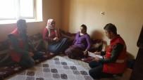 ŞEHİT YAKINLARI - Şehit Aileleriyle Gazilere Ziyaret