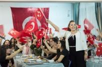 ŞEHİT YAKINLARI - Şehit Ve Gazi Aileleri Adana Kız Lisesi'nde Bir Araya Geldi