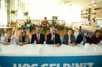 RECAİ KUTAN - Şehit Ve Gazi Aileleri Yeşilyurt Belediyesi'nin Yatırımlarını Yerinde İnceledi