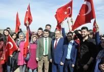 İBRAHIM HALıCı - Selçuk'ta, Afrin Şehitleri Anısına Fidan Dikildi