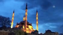 İKLİM DEĞİŞİKLİĞİ - Selimiye Camisi'nin Işıkları 'Dünya Saati' İçin Kapanacak