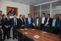 ALI ER - Silifke'de 'Arabuluculuk Ve Uzlaşma Bürosu' Açıldı