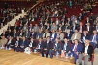 CENGIZ ERDEM - Şırnak'ta 'Uluslararası Enerji Ve Maden Çalıştayı' Başladı