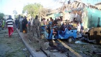 TERÖR ÖRGÜTÜ - Somali'de Bomba Yüklü Araç İnfilak Etti Açıklaması 9 Ölü