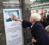 MÜNIR KARALOĞLU - Suikast Kurbanı Rus Büyükelçi Karlov'un İsmi Antalya'da Unutulmadı