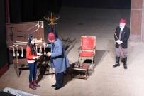 MUSTAFA TALHA GÖNÜLLÜ - Sultan 2. Abdulhamid Han 'Usta' Oyunuyla Anlatıldı