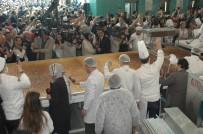 GAZI ÜNIVERSITESI - Tam 513 Kilo Açıklaması Guinness Rekorlar Kitabı'na Girdi