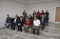 İTFAİYE MÜDÜRÜ - Tatvan Belediyesinde Taşeron İşçiler İçin Kadro Sınavı