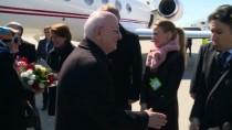 BIRLEŞMIŞ MILLETLER - TBMM Başkanı Kahraman İsviçre'de