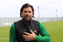 MILLI MAÇ - Teknik Direktör Üzülmez Açıklaması 'Bu Takım Korunsaydı Süper Lig'den Düşmezdi'