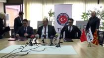 KÜLTÜR BAKANı - TİKA'dan Makedonya'ya Teknik Donanım Desteği