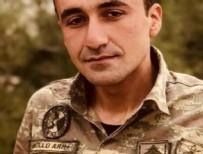 Afrin Operasyonu - Şehit ateşi düştü Tokat'a düştü!