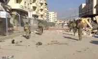 AFRİN - TSK, Afrin'de Mayın Temizliğine Devam Ediyor