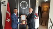AFRİN - TSK Dayanışma Vakfı'ndan 'Kahveci Ali'ye Teşekkür