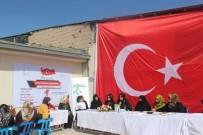 MERAL UÇAR - Tuşba'da Şehitleri Anma Programı