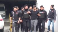 SİVİL POLİS - Ünlü Oyuncu Adnan Koç Ve 2 Kardeşi Tutuklandı