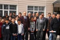 MİLLİ EĞİTİM MÜDÜRÜ - Vartolu Öğrenciler Muğla'ya Uğurlandı