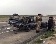 MÜLKIYE - Virajı Alamayan Araç Takla Attı Açıklaması 2 Ölü