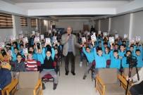 MILLI EĞITIM MÜDÜRLÜĞÜ - Yazar Yazgan Öğrencilerle Buluştu
