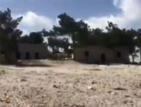 AFRİN - YPG/PKK'nın 'çocuk savaşçıları' eğittiği kamp görüntülendi