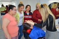 SAÇ BAKIMI - Yunusemre İle Meslek Sahibi Oluyorlar