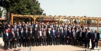 KİLİS VALİSİ - 57'Nci Alay'ın Sancağını 57 Kişilik Heyet Kilis'e Getirdi