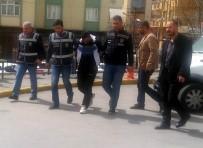 GAZIANTEP EMNIYET MÜDÜRLÜĞÜ - 7 Kişilik Suriyeli Aileyi Gasp Eden Çetenin Lideri Yakalandı