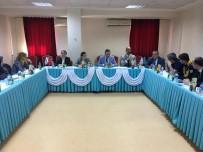 SAĞLIĞI MERKEZİ - Acil Sağlık Hizmetleri Koordinasyon Toplantısı Yapıldı