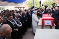 Afrin Şehidi Güllü Son Yolculuğuna Uğurlandı