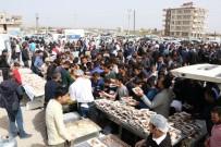 KONUKLU - Afrin Şehitleri İçin Cuma Namazı Sonrası Binlerce Kişiye Tirit İkram Edildi