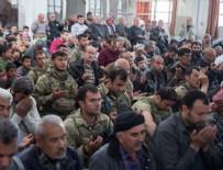 Afrin Operasyonu - Afrinliler Mehmetçik ile cuma namazı kıldı