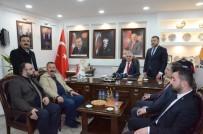 İL KONGRESİ - AK Parti Genel Başkan Yardımcısı Ataş Düzce'de