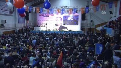 AK Parti Güngören 6. Olağan İlçe Kongresi