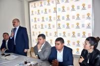 AKILLI SAYAÇ - AK Parti'li Mersinli'den 'Elektronik Kartlı Sayaç' Açıklaması