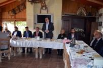 MEHMET TÜRKÖZ - AK Partili Erdem Didim Ziyaretlerini Muhtarlarla Başladı