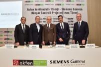 ÜÇPıNAR - Akfen 1.6 Milyar TL Yatırımla 4 Rüzgar Projesine Başlıyor