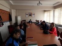MILLI EĞITIM MÜDÜRLÜĞÜ - Alaşehir'de Bağımlılıkla Mücadele Ele Alındı