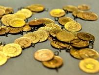 ÇEYREK ALTIN - Altının gramı 171 lirayı aştı