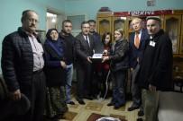 ESKİŞEHİR - Ataç'tan Şehit Ailesine Ziyaret