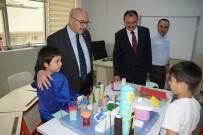 TİCARET ODASI - Aydın'ın Dahi Çocukları Şehitler Ve Gaziler İçin Roket Fırlattı